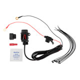 3BR Powersports Gen5 2.1A TAPP Weatherproof USB Power Port Kit