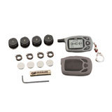 TireGard Wireless Tire Pressure Monitoring System