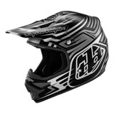 Troy Lee Air Scratch Helmet