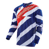 Troy Lee SE Air Caution Jersey
