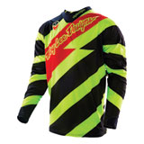 Troy Lee SE Caution Jersey
