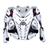 Troy Lee BG 5955 Roost Deflector White