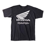 Troy Lee Honda Wing Youth T-Shirt 2015