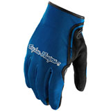 Troy Lee XC Gloves Blue