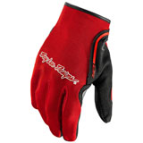 Troy Lee XC Gloves Red