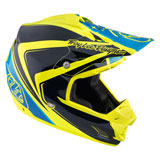 Troy Lee SE-3 Neptune Helmet Yellow