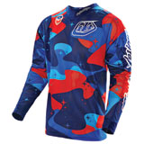 Troy Lee SE Air Cosmic Camo Jersey