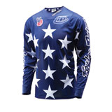 Troy Lee SE Air Freedom LE Jersey