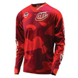 Troy Lee SE Cosmic Camo LE Jersey