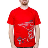 Troy Lee Helmet T-Shirt