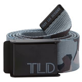 Troy Lee Fleet Web Belt Black/Grey