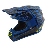 Troy Lee Youth SE4 Factory Helmet