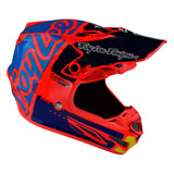 Troy Lee Youth SE4 Factory MIPS Helmet