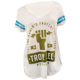 Troy Lee Women's Melody V-Neck T-Shirt