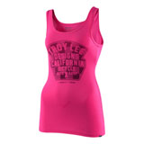 Troy Lee Women's Granger Check Tank