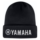 Troy Lee Yamaha Factory Beanie Black