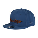 Troy Lee Classic Signature Snapback Hat