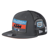 Troy Lee KTM Team Snapback Hat