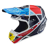 Troy Lee SE4 Metric Carbon MIPS Helmet Navy