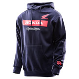 Troy Lee Honda Wing Block Hooded Sweatshirt