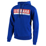 Troy Lee Yamaha Hooded Sweatshirt Blue