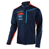 Troy Lee KTM Team Pit Polar Fleece Jacket