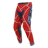 Troy Lee SE Air Metric Pant Red/Navy