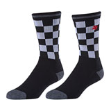 Troy Lee Checker Crew Socks