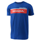 Troy Lee Honda Wing Block T-Shirt
