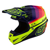 Troy Lee SE4 LTD Mirage Carbon MIPS Helmet