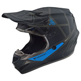 Troy Lee SE4 Metric MIPS Helmet Black
