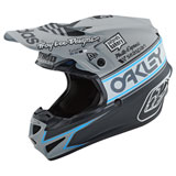 Troy Lee SE4 Team Edition 2 w/MIPS Helmet Grey