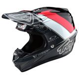 Troy Lee SE4 Unite Composite MIPS Helmet Grey/Black