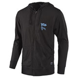 Troy Lee Victory Zip-Up Hooded Sweatshirt