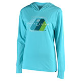 Troy Lee Women's Technical Fade Hooded Sweatshirt