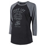 Troy Lee Women's World Raglan T-Shirt