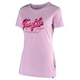 Troy Lee Women's Vintage Speed Shop T-Shirt
