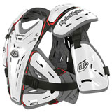 Troy Lee Youth BG 5955 Roost Deflector White