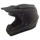 Troy Lee Youth SE4 MIPS Helmet Midnight Black