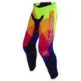 Troy Lee Youth GP Jet Pant Red/Yellow