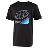 Troy Lee Youth Precision 2.0 T-Shirt Black