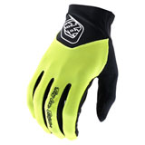 Troy Lee Ace 2.0 Gloves Flo Yellow