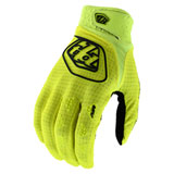 Troy Lee Air Gloves Flo Yellow