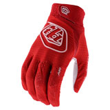 Troy Lee Air Gloves Red