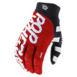 Troy Lee Air Pop Wheelies Gloves Red