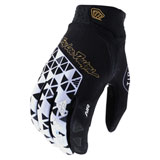 Troy Lee Air Wedge Gloves White/Black