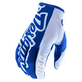 Troy Lee GP Gloves Blue