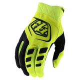 Troy Lee Revox Gloves Flo Yellow