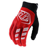 Troy Lee Revox Gloves Red