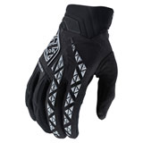Troy Lee SE Pro Gloves Black